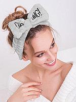 Повязка для волос для умывания OMG
