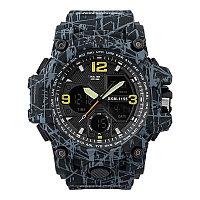 Часы SKMEI 1155BGYBK