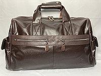"""Мужская дорожная сумка среднего размера """"BREDFORD"""". Высота 30 см, ширина 50 см, глубина 25 см., фото 1"""