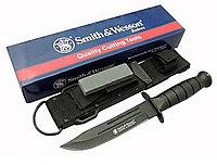 Нож Smith & Wesson R2B черный