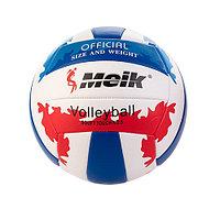 Мяч волейбольный Meik MK-2811 white/blue/red