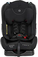 """Автокресло 1029A """"Fiesta"""" City Line (Black/черный) от 0-7 лет, до 25 кг., группа 0/1/2."""