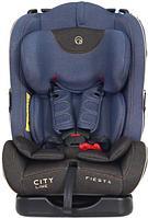 """Автокресло 1029A """"Fiesta"""" City Line (Jeans) от 0-7 лет, до 25 кг., группа 0/1/2"""