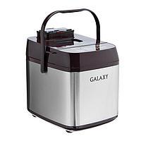 Хлебопечь Galaxy GL 2700, 600 Вт, вес выпечки 500 и 750г, ЖК-дисплей, 19 программ