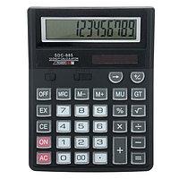 Калькулятор настольный, 12-разрядный, SDC-885, двойное питание