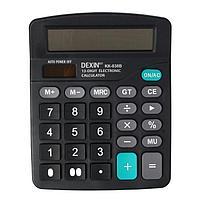Калькулятор настольный 12-разрядный KK-838B двойное питание