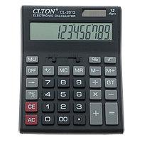 Калькулятор настольный, 12-разрядный, CL-2012, двойное питание