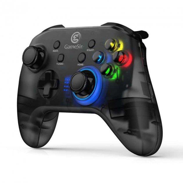 Беспроводной Геймпад GameSir T4 Pro для PC / Android / IOS