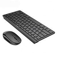 Беспроводная клавиатура с мышью для планшетов и телефонов Hoco DI05