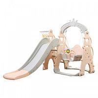 Детская игровая площадка Sofia розовый
