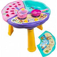 Многофункциональный игровой столик для детей