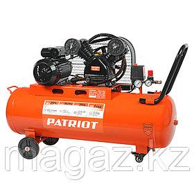 Компрессор поршневой ременной Patriot LRM 100-480R.