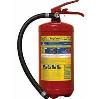 Огнетушитель порошковый ОП-4(з)-ABCE
