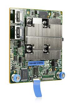 RAID контроллер HP Enterprise Smart Array P408i-a SR Gen10/2GB Cache SAS Modular LH Controller (869081-B21)