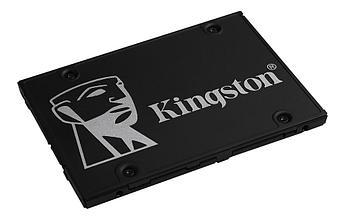 """SSD-накопитель Kingston KC600 256Gb, 2.5"""", 7mm, SATA-III 6Gb/s, 3D TLC, SKC600/256G"""