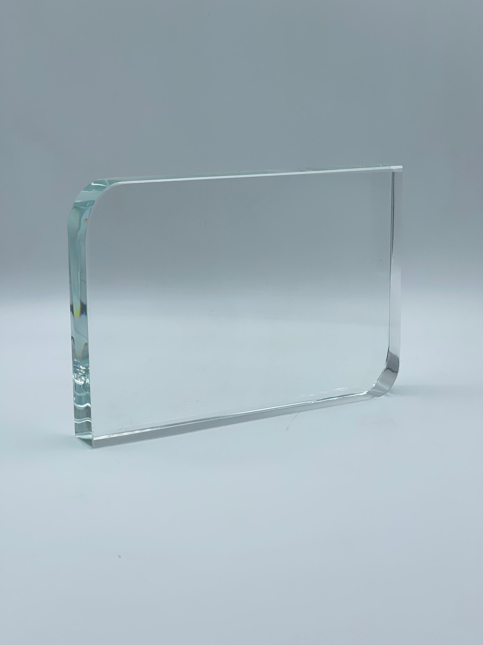 Награда из стекла, размер - 100х150мм