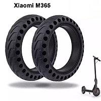 Литая шина на М365