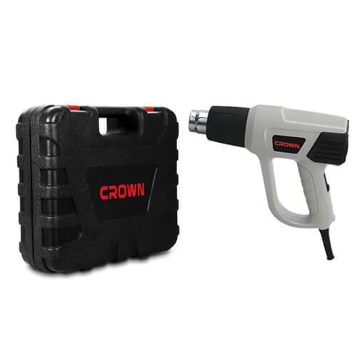 Фен технический CROWN CT 19007 2000Вт (в кейсе)