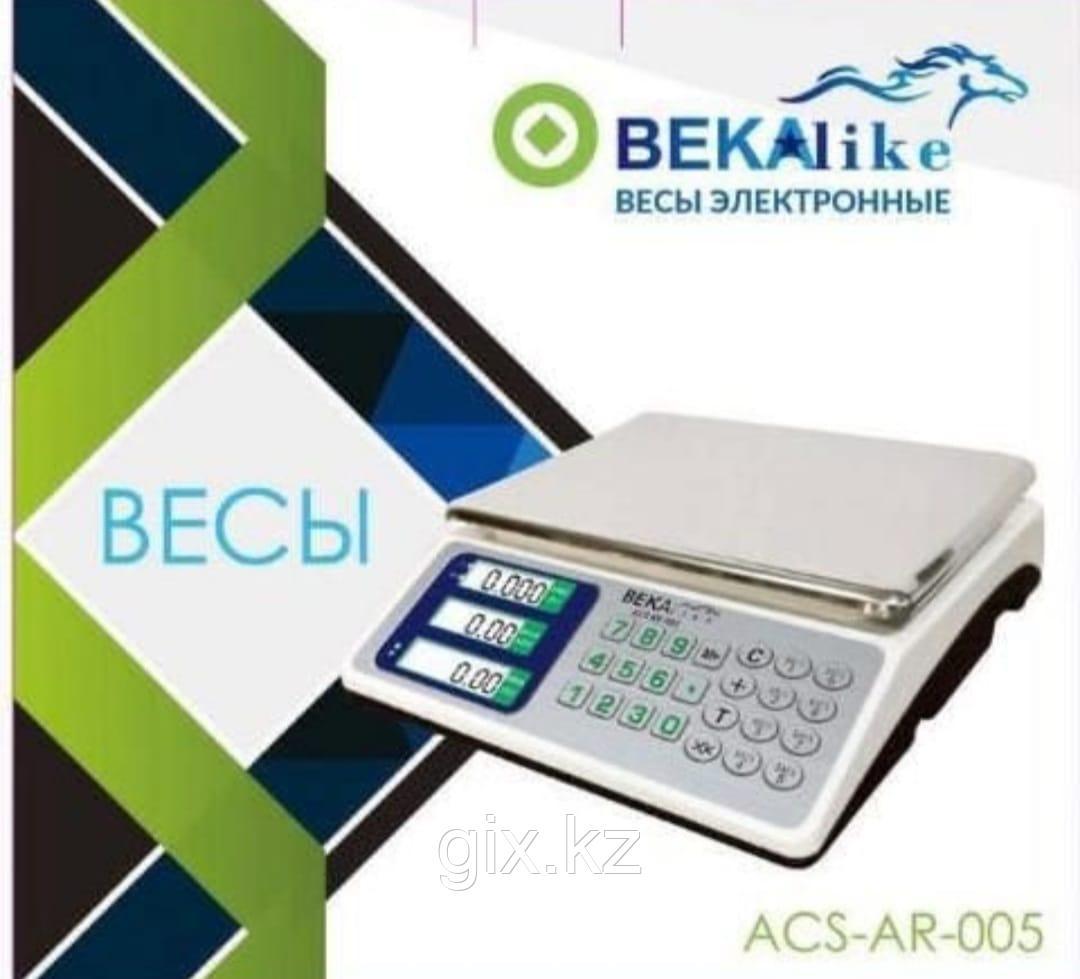 Весы электронные BEKAliken ACS-AR-005