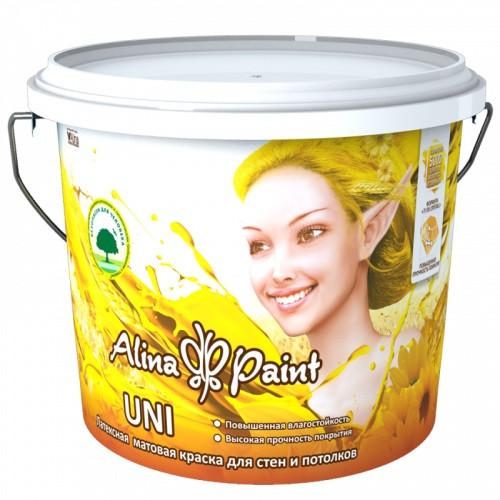 Краска латексная ALINA PAINT Uni, 25 кг