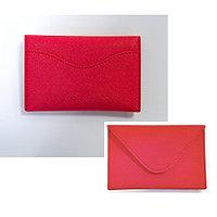 Визитница InTempo Envelope red 3281RE