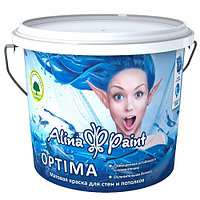 Краска акриловая ALINA PAINT Optima, 25 кг