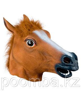 Маски Карнавальная маска «Лошадь», цвет коричневый