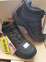 Ботинки M-6 MERLLE QYS-999 ЧЕРНЫЙ