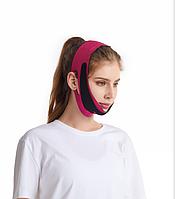 Маска-бандаж для подтяжки и коррекции овала лица 3D лифтинг эффект., фото 1