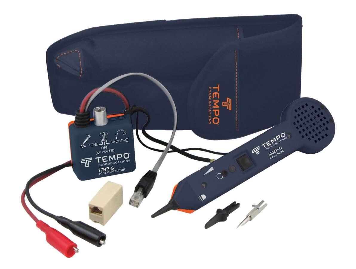 Greenlee 701K-G - тестовый набор для прозвонки проводов
