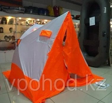 Палатка для зимней рыбалки Следопыт двухскатная