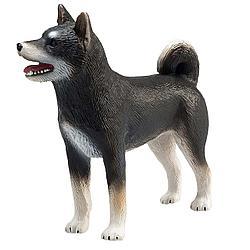 Mojo фигурка собака Cиба-ину, 8 см.