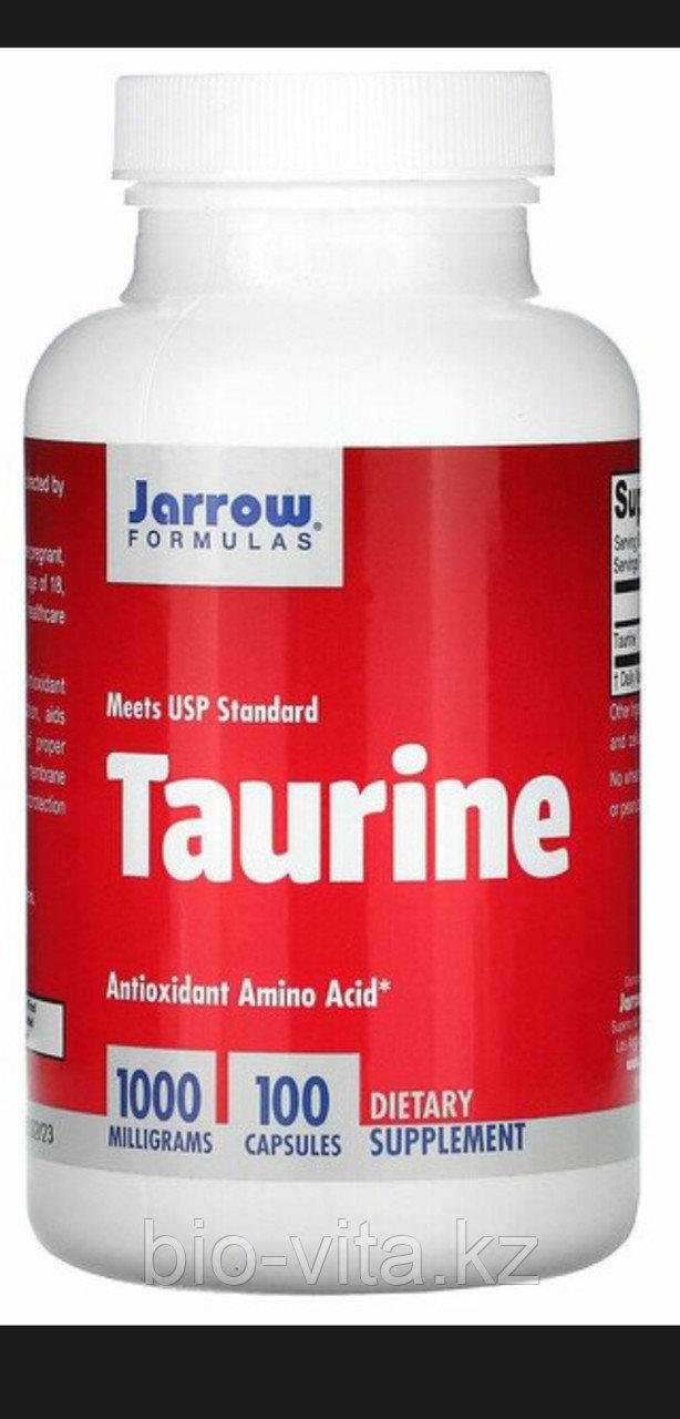 Таурин 1000 мг  100 капсул.
