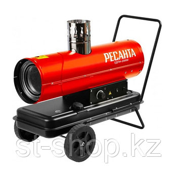 Дизельная тепловая пушка 20 кВт ТДПН-20000 непрямого нагрева