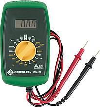 Мультиметр Greenlee DM-20