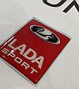 Наклейка LADA Sport, фото 3