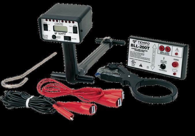 Tempo BLL-200 - трассоискатель, кабельный локатор, фото 2