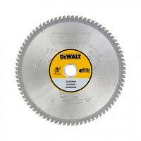 Пильный диск DeWalt DT1916 П/АЛЮМ.EXTR 305/30 80 TCG -5°