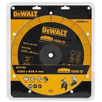 Диск алмазный DeWalt DT3752