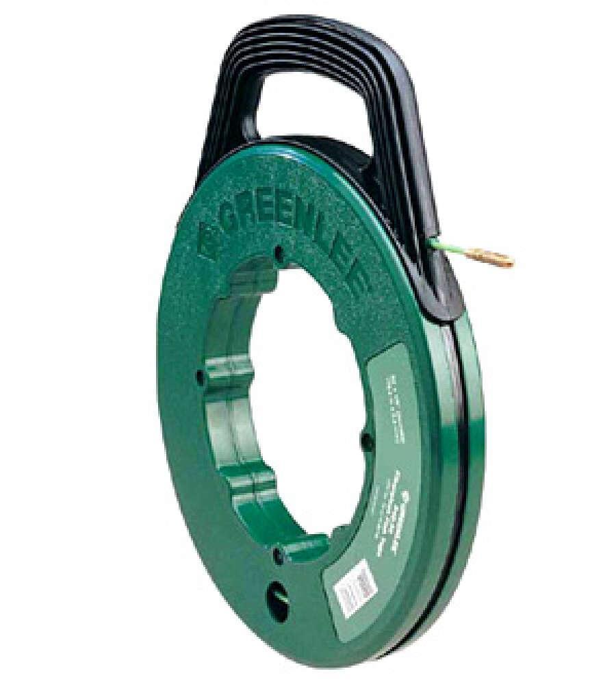 Greenlee FTS438W-100 - УЗК, металл пруток (30,5 м х 6,4 мм)