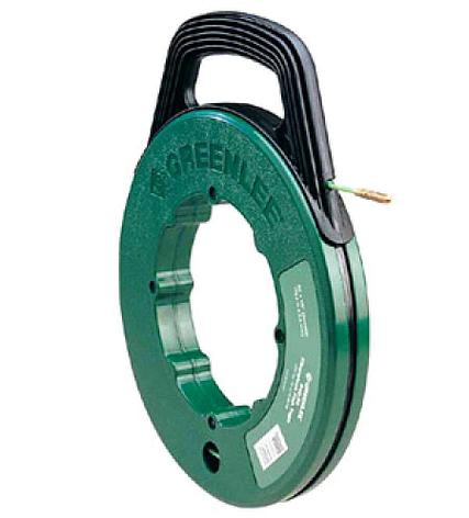 Greenlee FTS438W-100 - УЗК, металл пруток (30,5 м х 6,4 мм), фото 2
