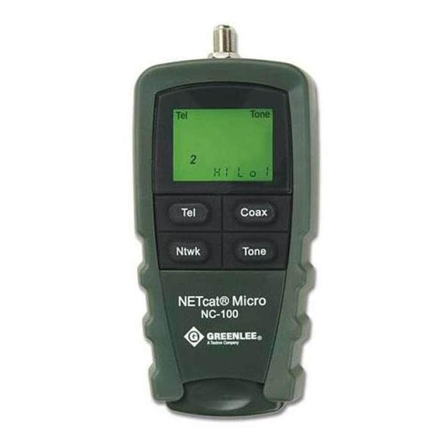 Tempo NETcat Micro NC-100 - кабельный тестер