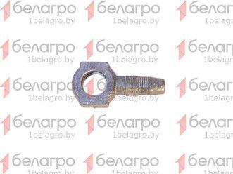 240-1104118 Угольник поворотный МТЗ алюминий, Беларусь