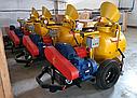 Двигатель 7,5 кВт на пневмонагнетатель, фото 4
