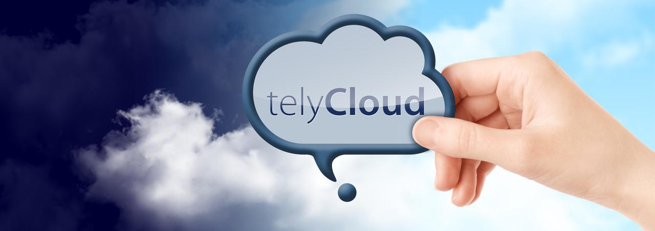 Годовой сервис и подписка на telyCloud для telyHD Pro