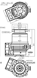 Турбомолекулярный насос EV-300ZF, фото 2