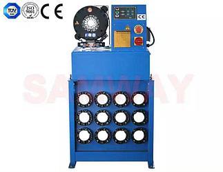Высокоточный обжимной станок РВД - SAMWAY P20D