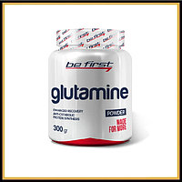 Be First  Glutamine Powder 300 гр (малина)