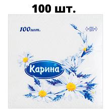 """Салфетки Карина """"Тамаша"""" 100 шт"""