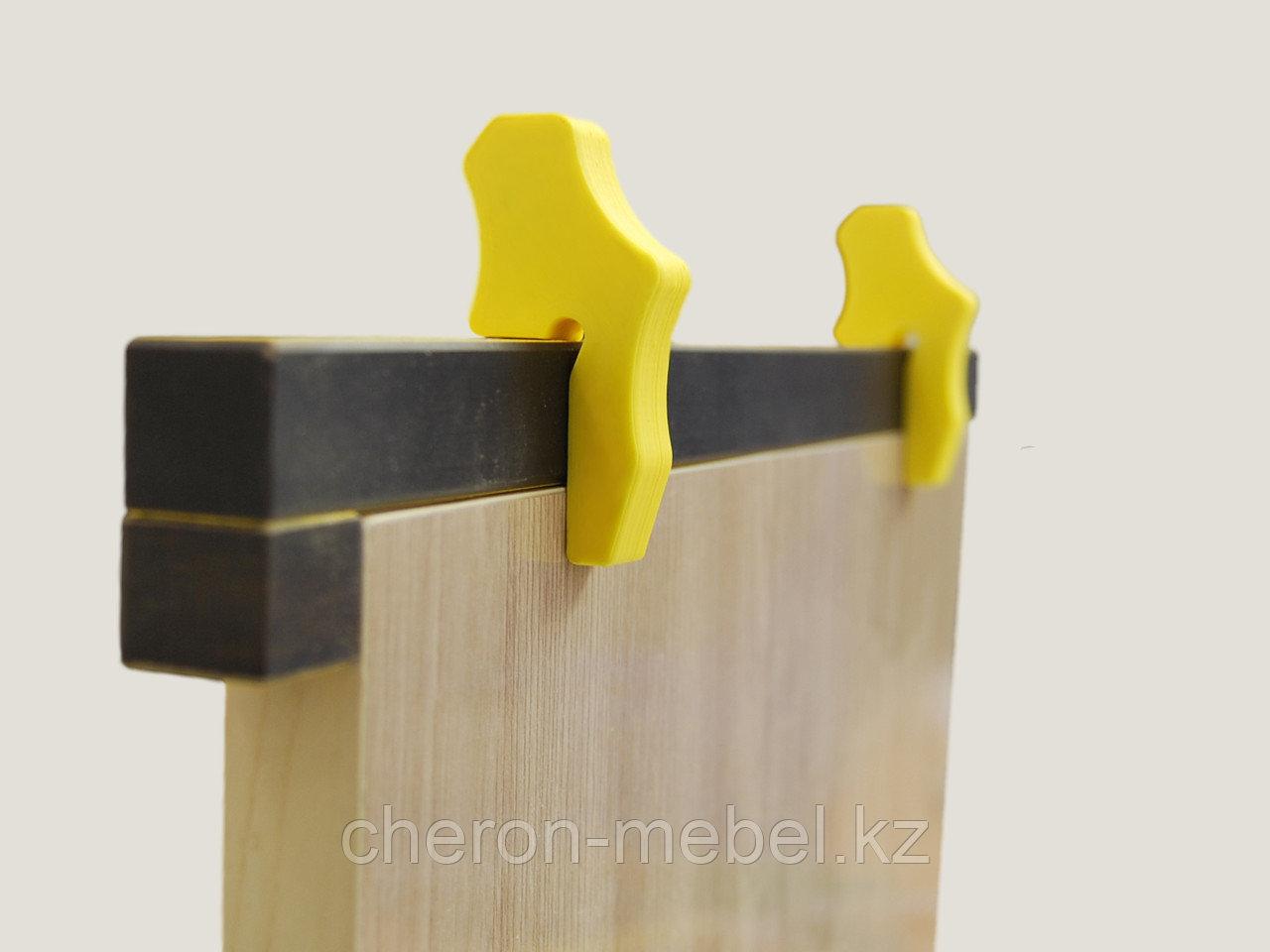 Упор для кондуктора втулки 5 мм (для плиты 16 мм)